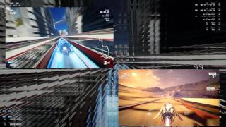 Fast RMX and Redout comparison