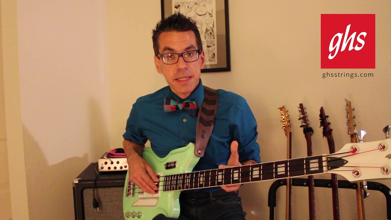 ghs strings tapewound bass youtube. Black Bedroom Furniture Sets. Home Design Ideas