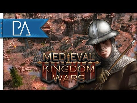 MEDIEVAL DEFENSE OF PARIS - Medieval: Kingdom Wars Gameplay