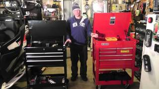Harbor Frieght Multiple Tool Chest Review