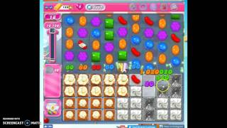 Candy Crush Level 1157 help w/audio tips, hints, tricks