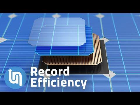 Exploring solar panel efficiency breakthroughs in 2020