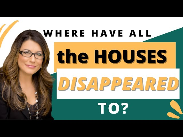 Where Have All the Houses Disappeared To?