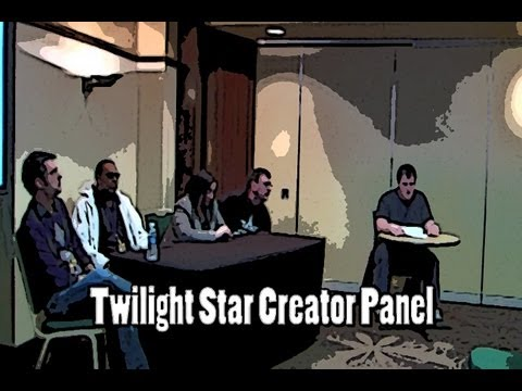Twilight Star Creator Panel