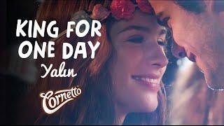 Yalın - King For One Day | Cornetto