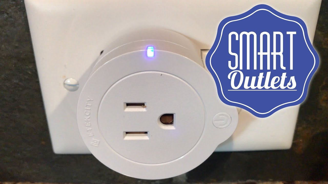 Make your Smart Home with these Wi-Fi Mini Outlet Plugs by Etekcity