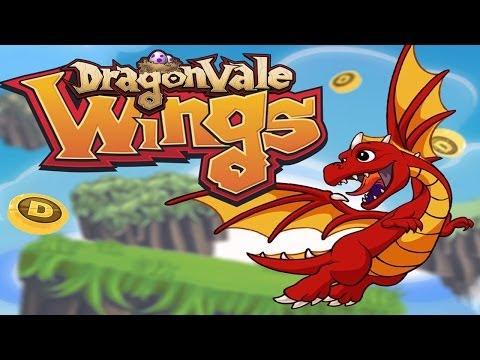 DragonVale Wings - iOS/Android - HD (Sneak Peek) Gameplay Trailer