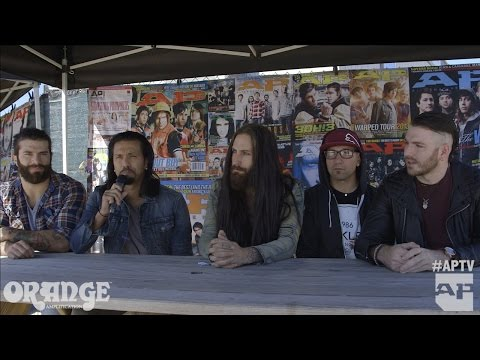 Pop Evil talk about their new car commercial