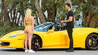 GOLD DIGGER PRANK PART 6! | HoomanTV thumbnail