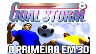 AQUECIMENTO PES 2016 - GOAL STORM - O PRIMEIRO WINNING ELEVEN