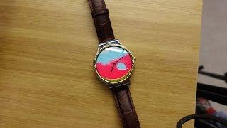 Обзор ZTE Axon Watch на TencentOS