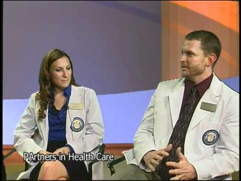 Wingate University PArtners in Health Care - October 2010