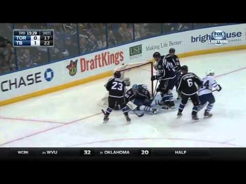 Maple Leafs @ Lightning Highlights 01/27/16