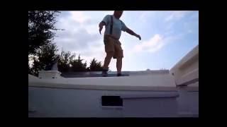Come meet a cat named Dog! A home built Wharram Tiki 38 catamaran. Dreams and bovine excrement.