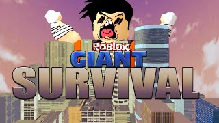 Big Metal Giant!!! - Giant Survival (ROBLOX Let's Play)
