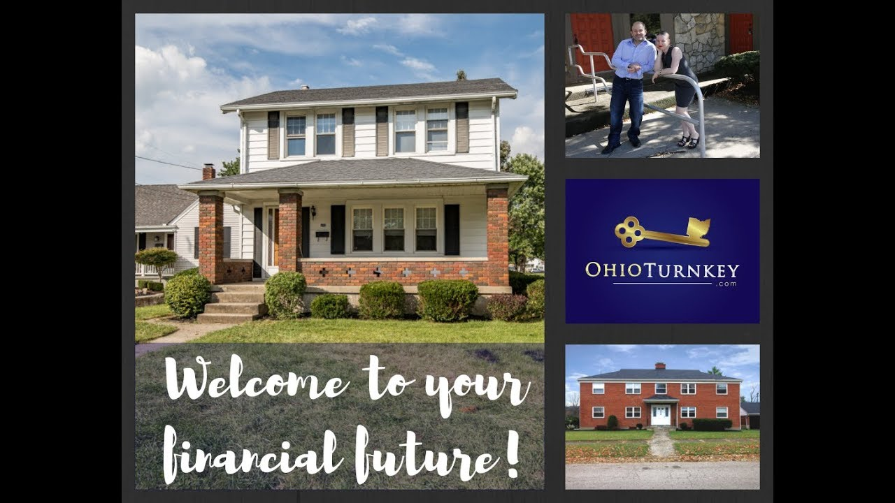 Ohio Turnkey | A and B Class Rental Real Estate Investment Properties!