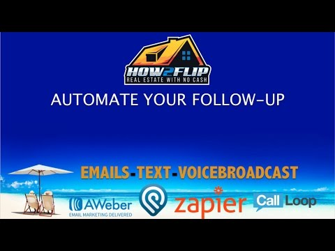 AUTOMATE Your FOLLOW-UP with SELLERS | Wholesale Real Estate Training