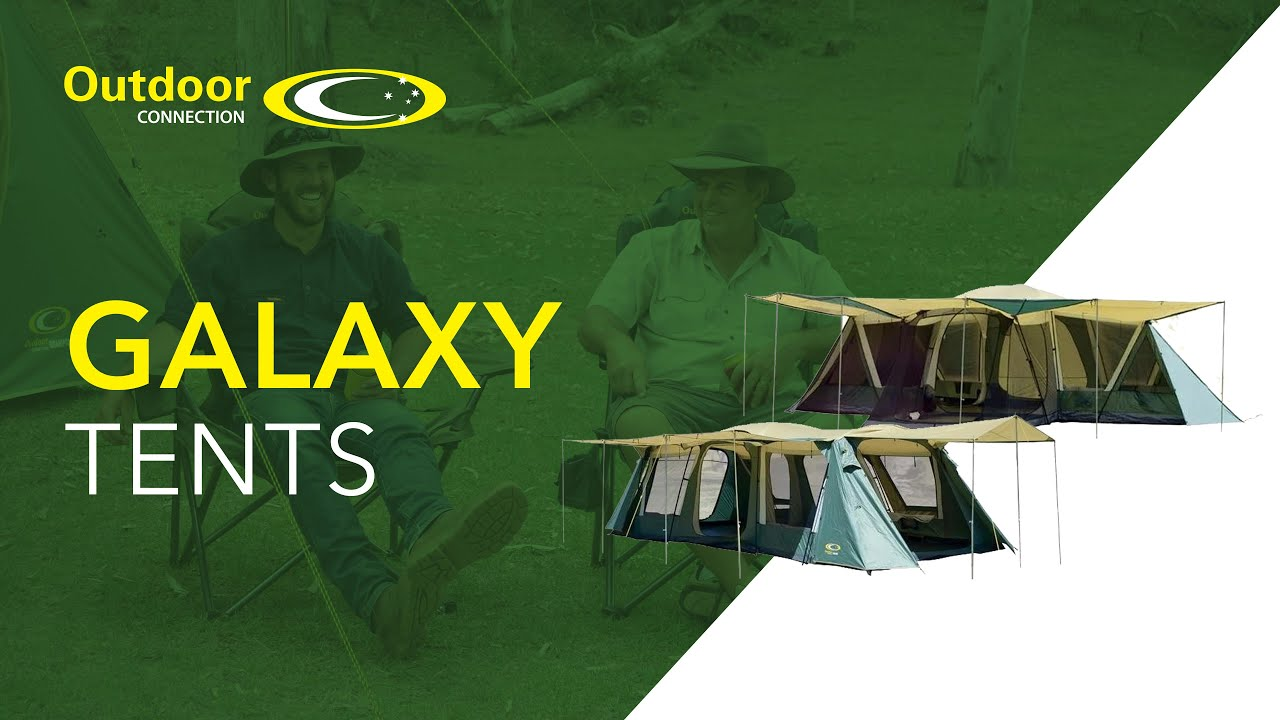 Galaxy Tents Promotional Outdoor Connection HD  sc 1 st  YouTube & Galaxy Tents Promotional Outdoor Connection HD - YouTube
