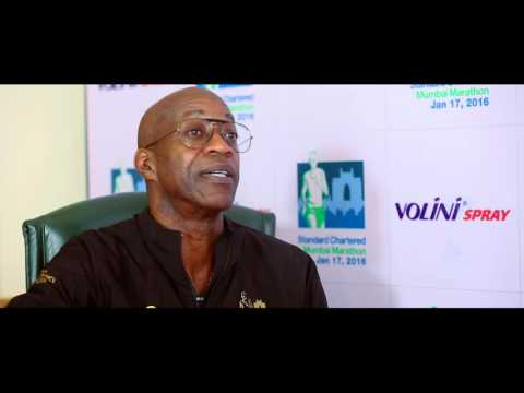 Shayamal Interviews Edwin Corley Moses || Sports Science with Shayamal Vallabhjee