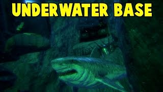 Underwater City! Ark Survival Evolved