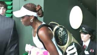Is this Venus William's last Wimbledon?