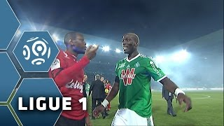 AS Saint-Etienne - EA Guingamp (2-1)  - Résumé - (ASSE - EAG) / 2014-15