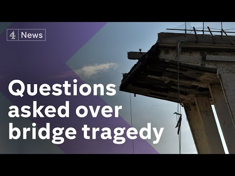 Italy Bridge Collapse: Search Efforts Continue