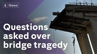 Italy bridge collapse: search efforts continue thumbnail