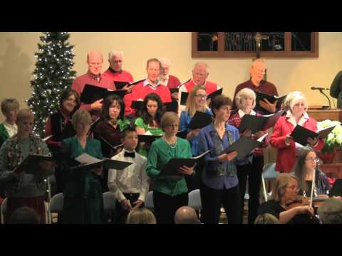 Hark! The Herald Angels Sing, arranged by Hal H. Hopson