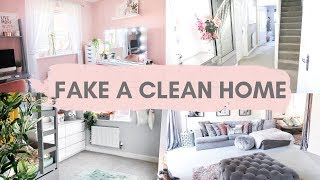 10 WAYS TO FAKE A CLEAN HOME   Lucy Jessica Carter