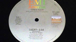 Lucky -  Greg Kihn - (Dance mix)