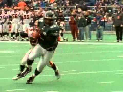 Bobby Hoying Philadelphia Eagles Highlights