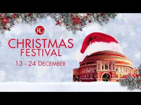 Christmas Festival at the Royal Albert Hall 2017