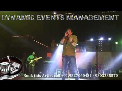 Neeraj Shridhar live in concert - Bhool Bhulaiyaa Live Performance