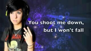 Titanium - Christina Grimmie (Lyrics & MP3 DL)