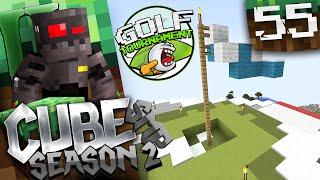 Minecraft Cube SMP S2 Episode 55: Golf Tournament