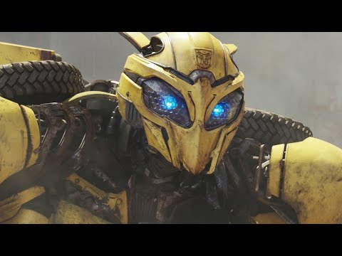 "Bumblebee - ""Not the Air Force"" Exclusive Clip"