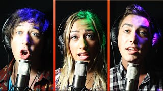 "Video ""Locked Away"" - R. City ft. Adam Levine [COVER BY ALL 3 GORENC SIBLINGS] download MP3, 3GP, MP4, WEBM, AVI, FLV Juli 2018"