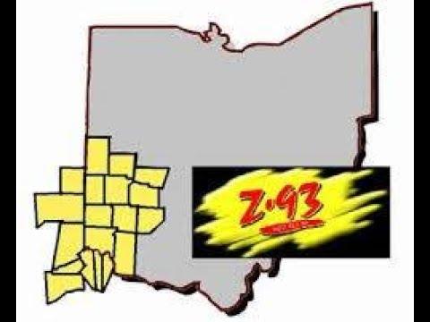 "Joe Mama & Sandy Donovan, final ""Z Morning Zoo"" on WGTZ(Z-93)/Dayton - 2/28/92"