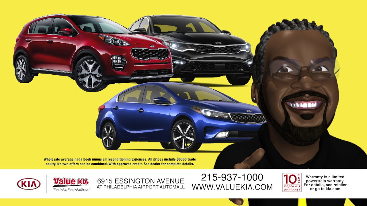 Value Kia Philadelphia >> Value Kia - Pick ANY Car in Our MASSIVE Inventory! - YouTube