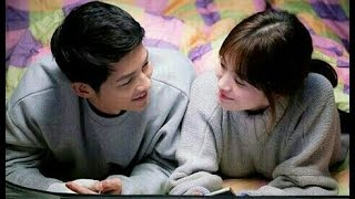 Video Soong Joong Ki & Song Hye Kyo Photo Collections in Descendant Of The Sun ... download MP3, 3GP, MP4, WEBM, AVI, FLV September 2018