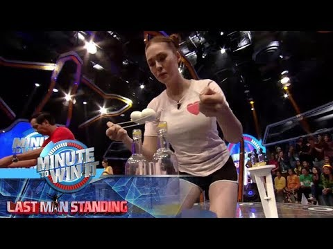 High Strung | Minute To Win It - Last Man Standing