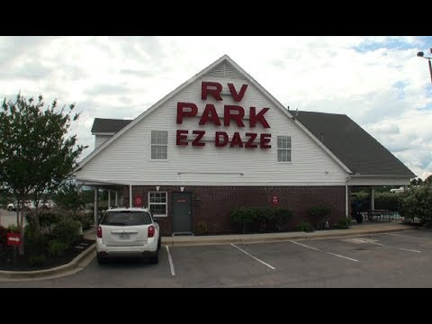 Memphis TN stay at EZ Daze RV Park - Part Time RV
