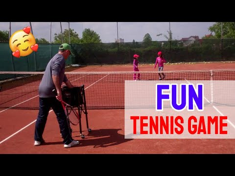 Dodge Ball - Fun Tennis Game For Kids