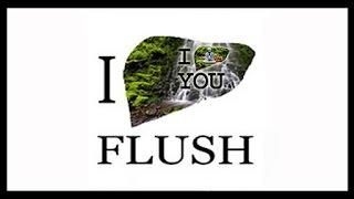 LIVER FLUSH MAN - Flushing Liver Flukes With The Liver Flush