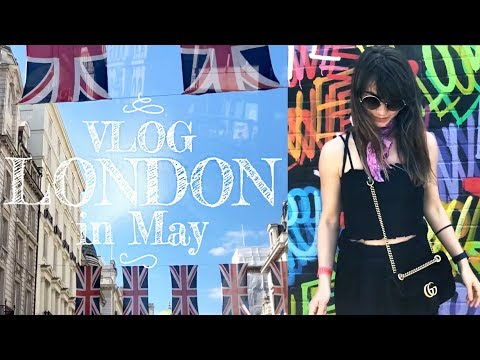 4 days LONDON City GUIDE | shoreditch | kew garden | and more