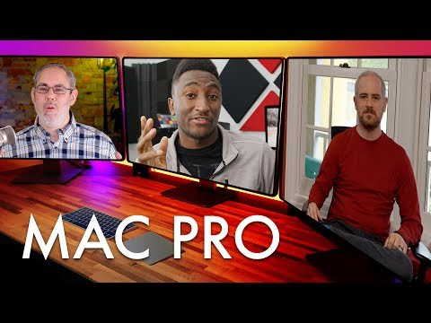 New Mac Pro 2019 (Feat. MKBHD & Marco Arment)