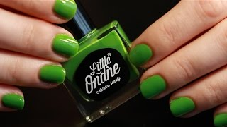 ASMR - Little Ondine Peel-able Nail Polish! - Whispered