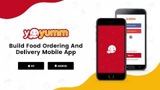 Mobile Apps for Launching a Food Delivery Business like Zomato, GrubHub