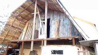 видео Как сделать каркасный балкон в доме своими руками